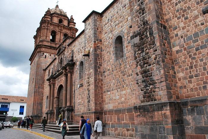 iglesia santa catalina a cusco