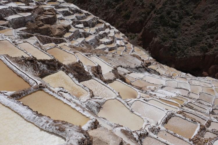 le saline di maras nella valle sacra degli inca
