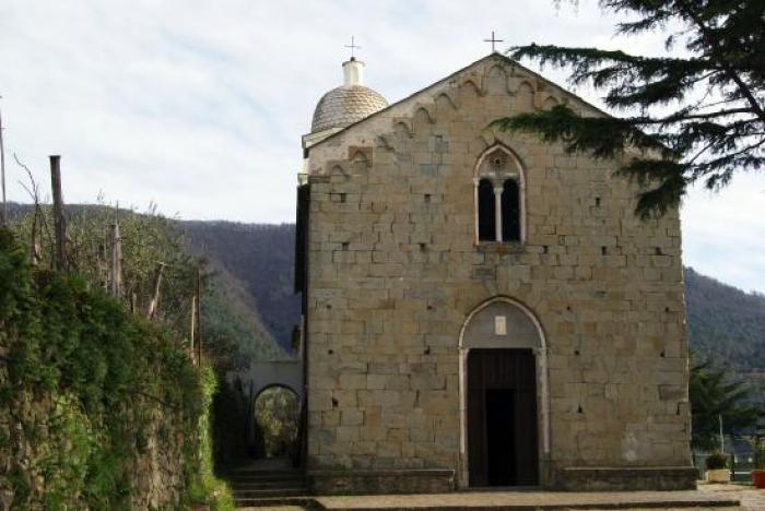 santuario manarola cinque terre