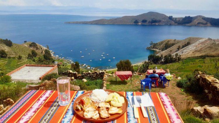 cucina tradizionale della isla del sol