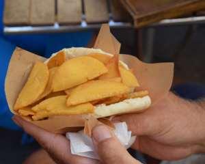 la panizza piatto tipico di Savona