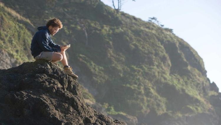 una scena del film into the wild