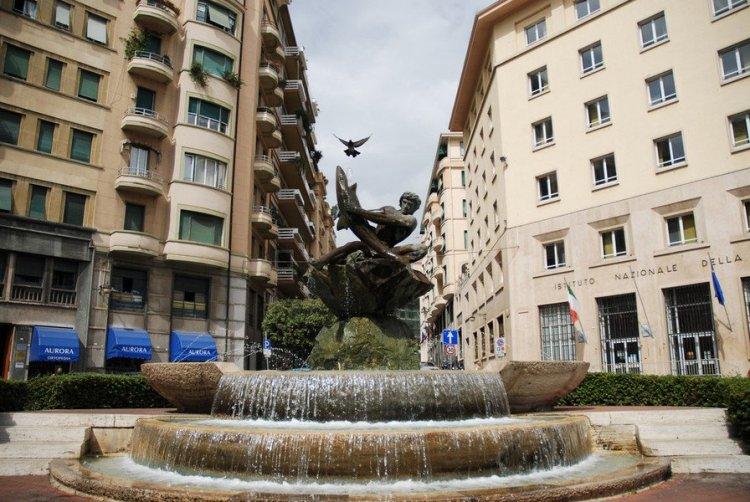 fontana di renata cuneo a savona