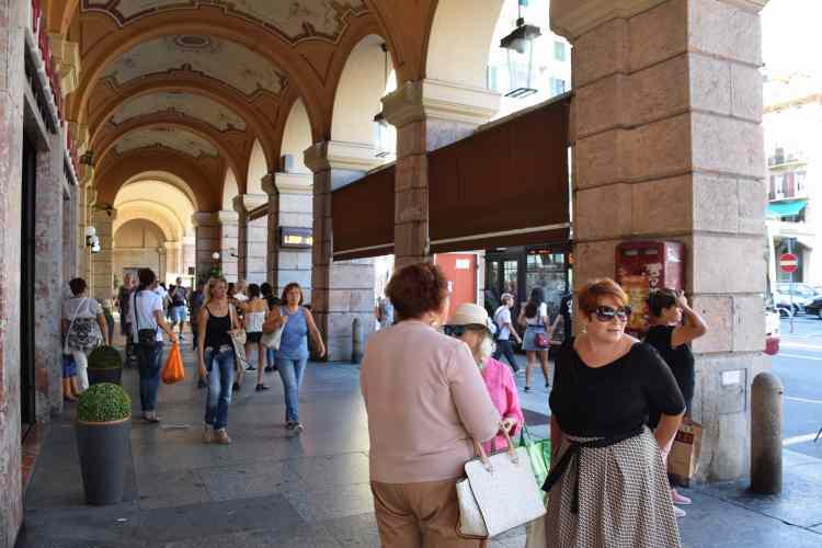i portici di Savona