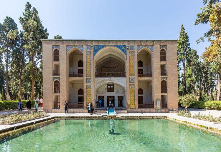 giardini persiani fin garden