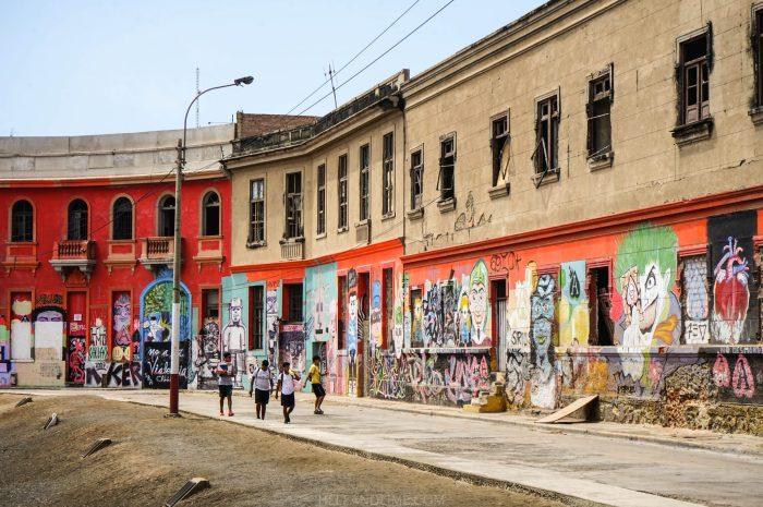Callao è uno dei quartieri di Lima