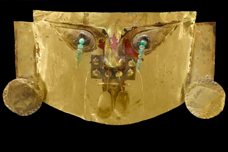 il museo oro del perù è uno dei musei più belli di lima