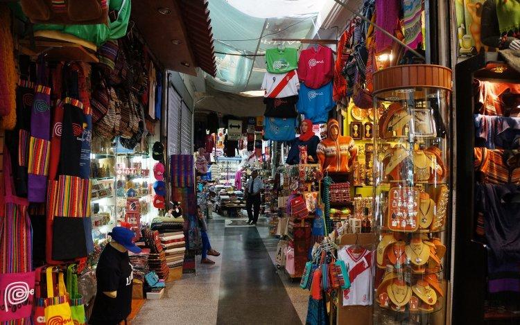 miraflores è uno dei quartieri di Lima