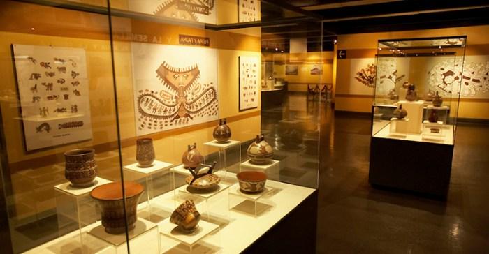 il museo larco è uno dei musei di lima più belli