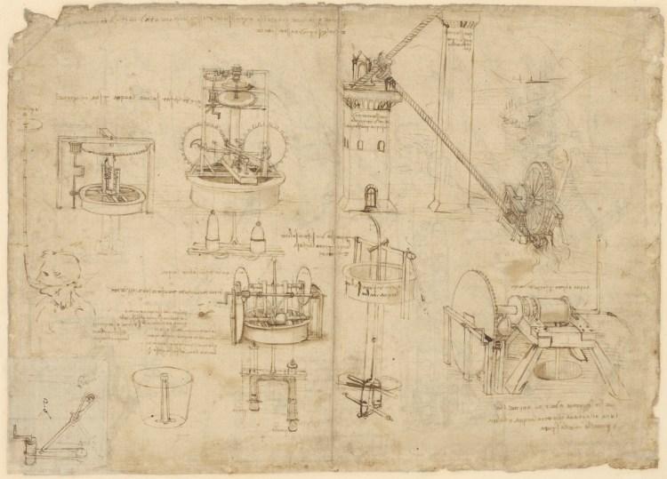 celebrazioni alla biblioteca ambrosiana di milano per la morte di Leonardo