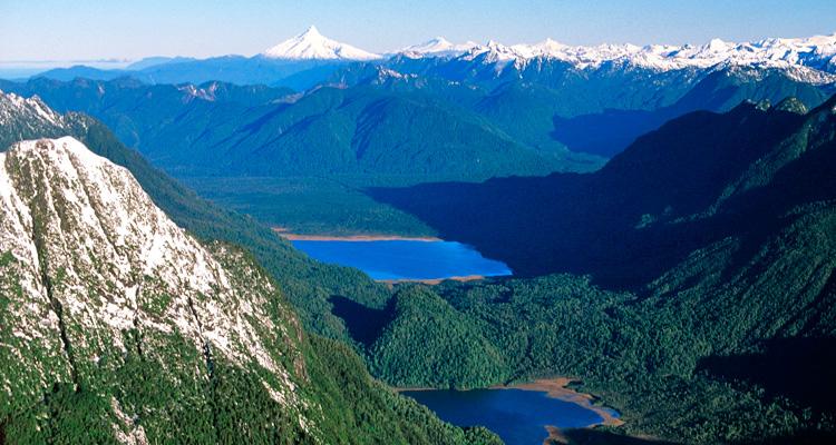 Il Parque Pumalin Douglas Tompkins  lungo la Ruta de los Parques de Patagonia