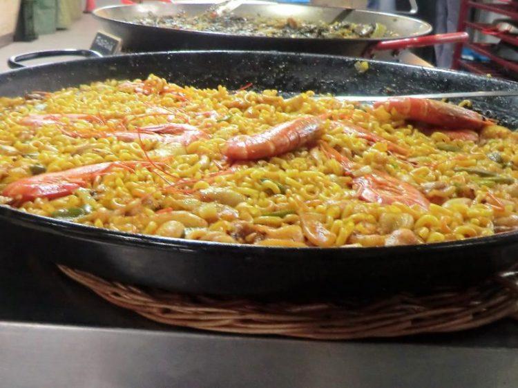 mangiare a Madrid al Mercado de Tirso de Molina