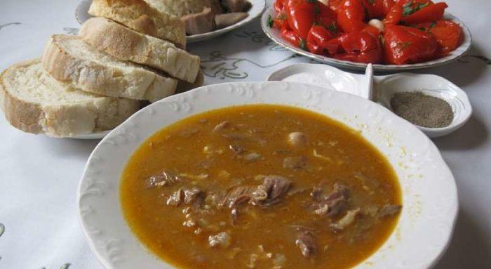 tasquebap piatto della cucina tradizionale albanese
