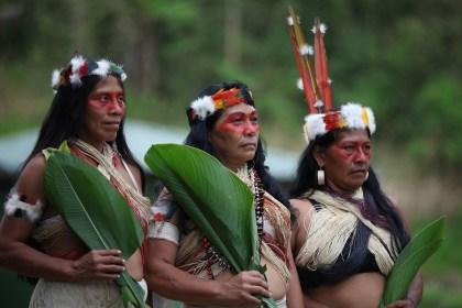 2019 Anno Internazionale delle Lingue Indigene | Tribù amazzonica
