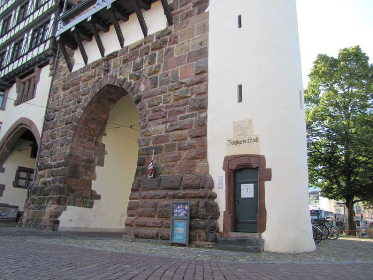 Zinnfigurenklause: l'Eremo delle figurine di stagno di Friburgo