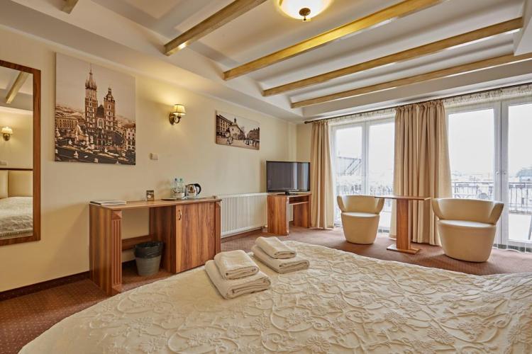 hotel jan uno dei migliori alberghi di cracovia