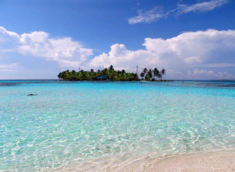 Haynes Cay a San Andrés