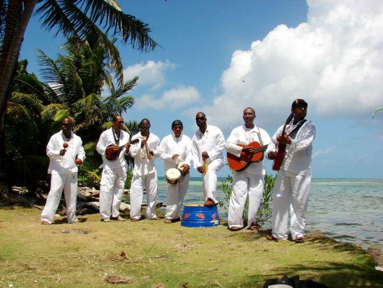 La musica a San Andrés