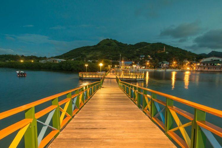 Puente de los Enamorados a San Andrés e Providencia