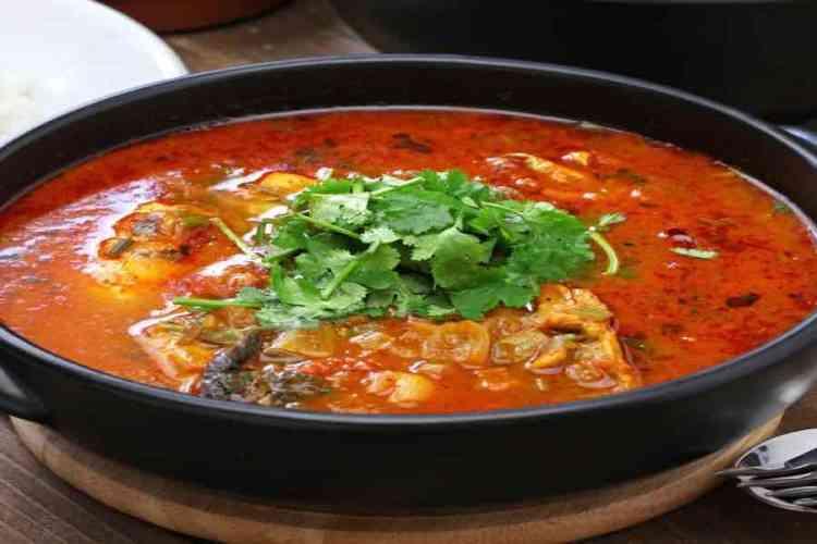 la buridda ligure, una delle ricette della tradizione gastronomica di camogli
