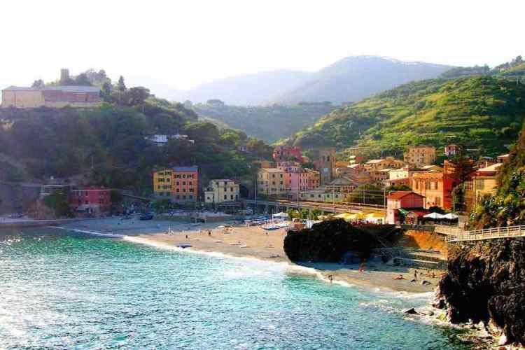 il borgo di monterosso al mare delle cinque terre