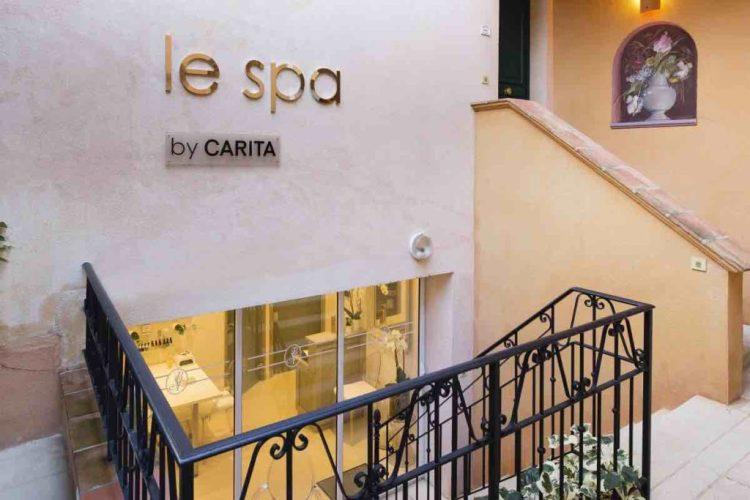 la SPA de la bastide de Saint-Tropez, uno dei migliori hotel a saint tropez
