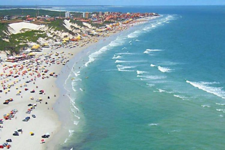 salinas e la sua spiaggia