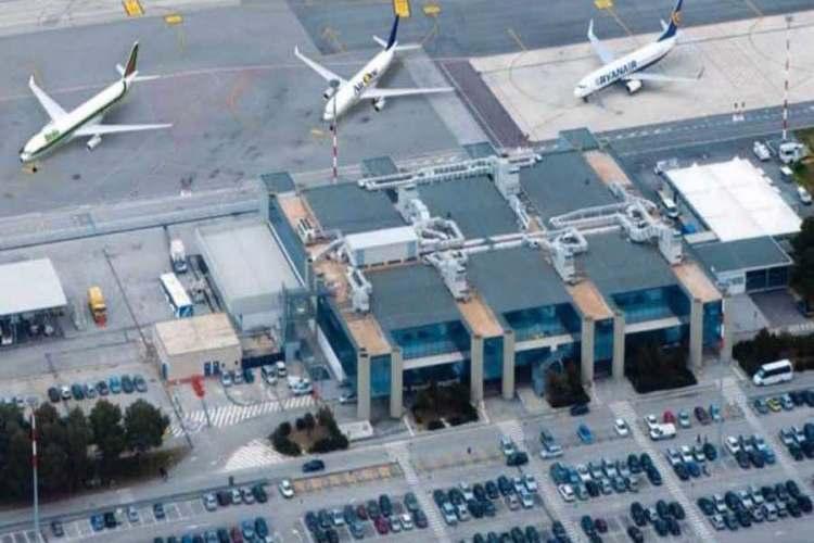 aeroporto trapani area operazioni