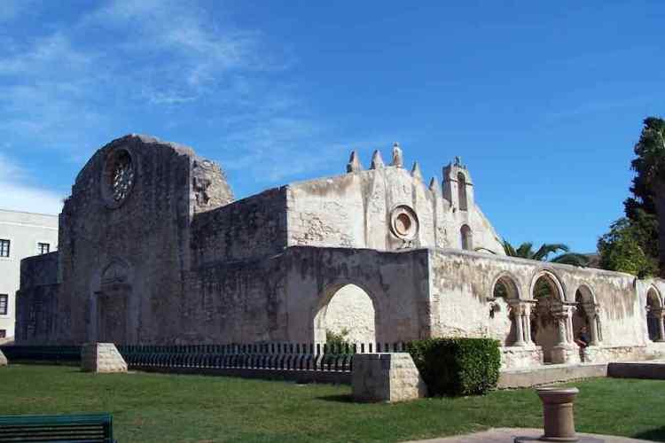 la chiesa di san giovanni a siracusa