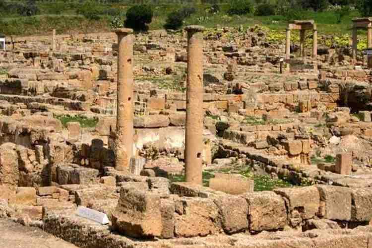 quartiere ellenistico-romano valle dei templi di agrigento