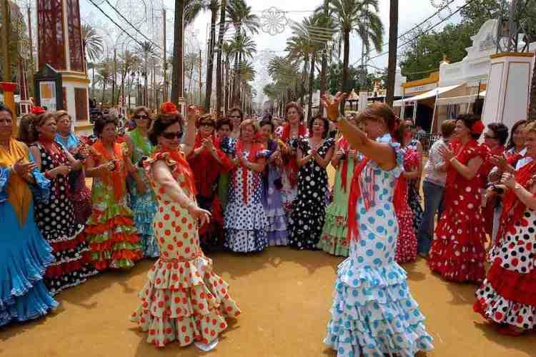il flamenco a jerez de la frontera