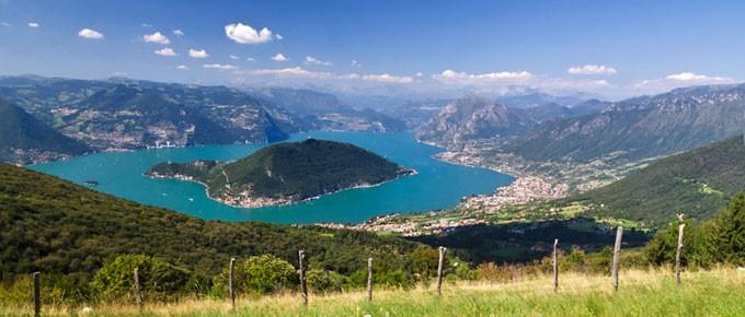 Lago dIseo arte sport e natura  Viaggi al Verde