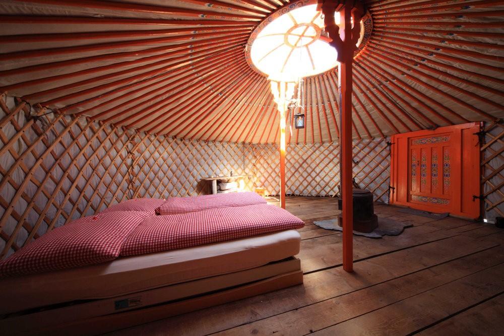 Casa Di Yurta