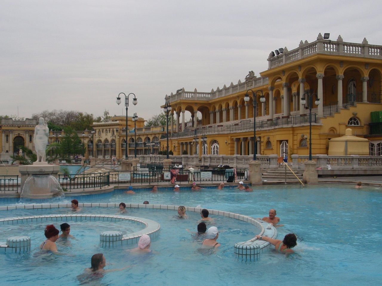 Idee weekend di coppia Budapest