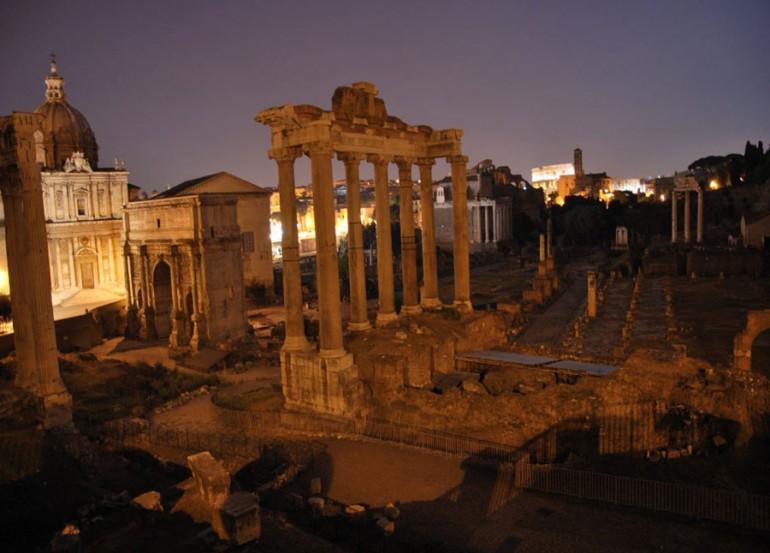 Le terrazze pi belle di Roma