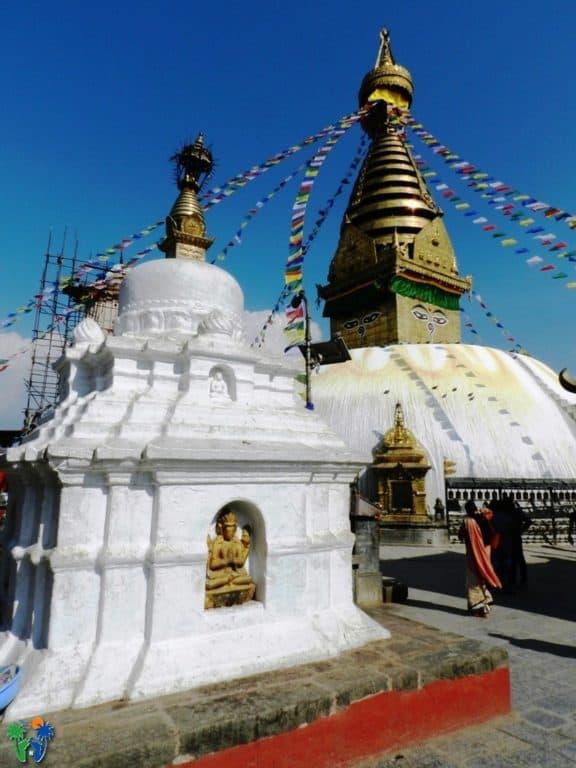 DSCN9099 Verso Kathmandu con l'autista posseduto