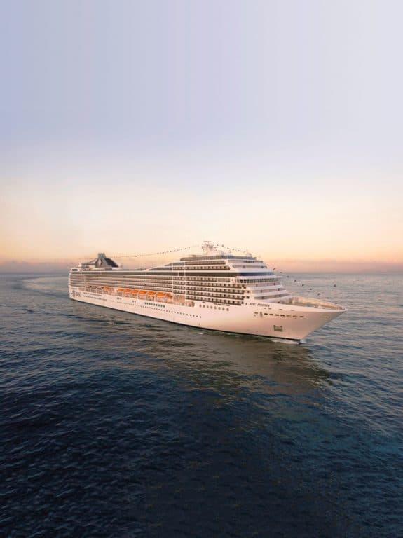 MSC16008775 Chef stellati per MSC World Cruise 2019