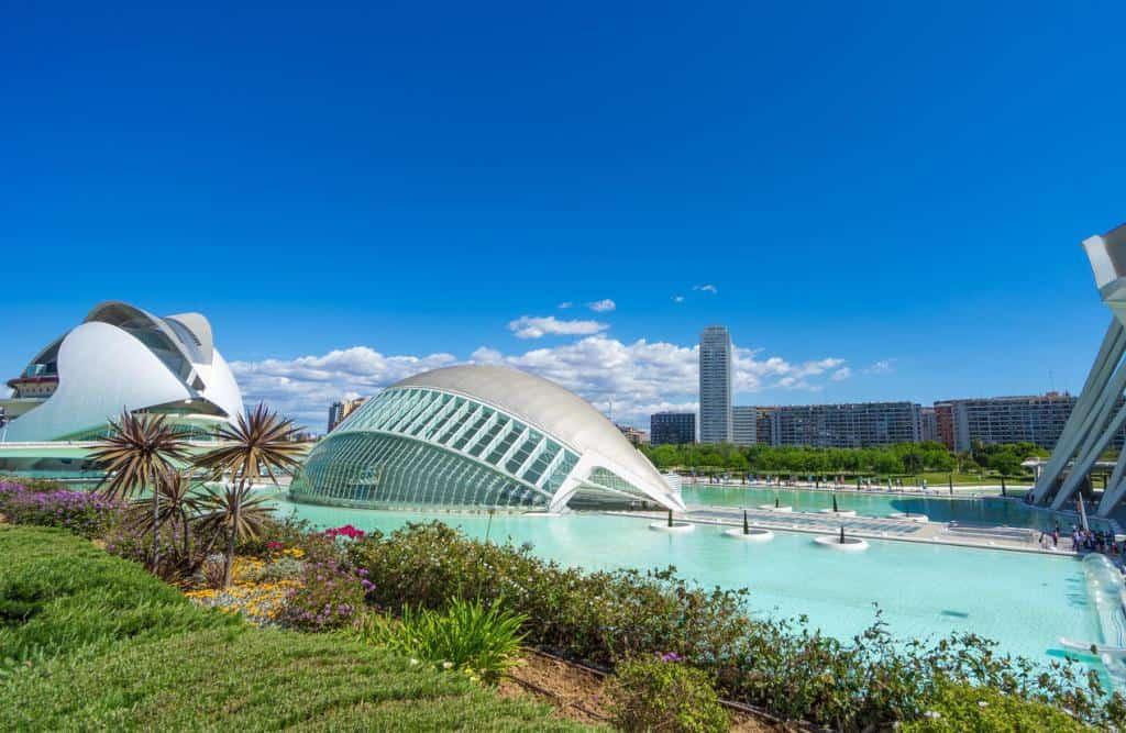 Città dell'Arte e della Scienza