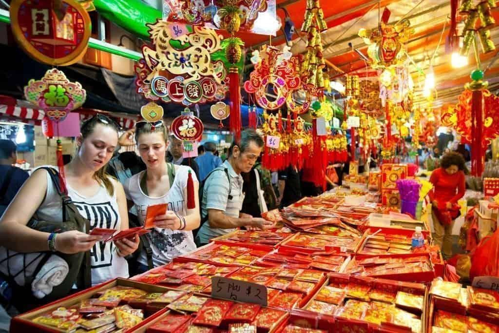 Capodanno-Cinese L'anno del Maiale si festeggia a Singapore