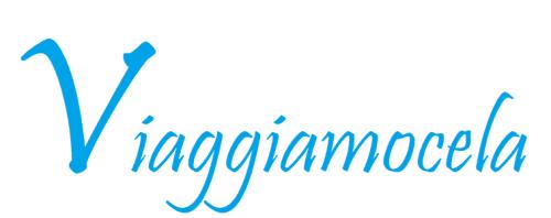 Scritta Viaggiamocela, il nuovo logo