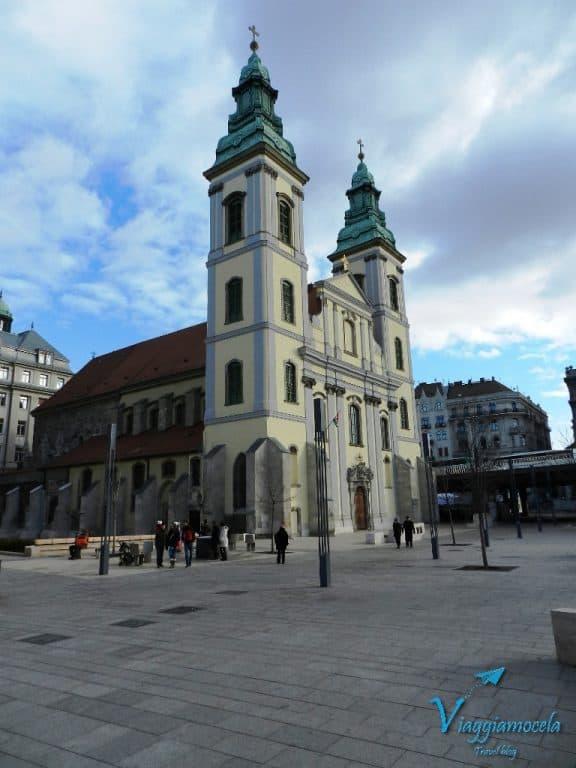 DSCN0059 Budapest, la Capitale Magiara