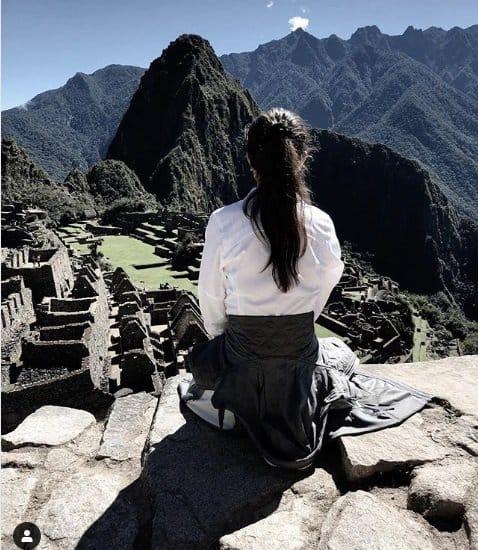 Panorama Alessandra, una scrittrice viaggiatrice