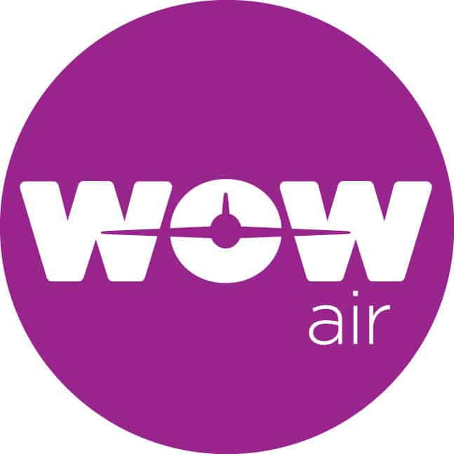 Logo WOW Air