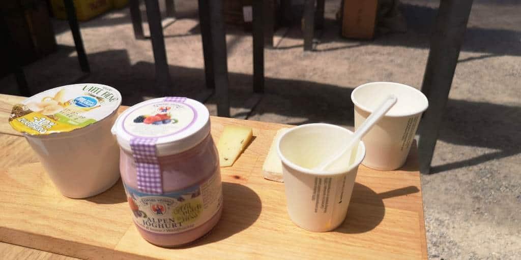 Prodotti Latte fieno