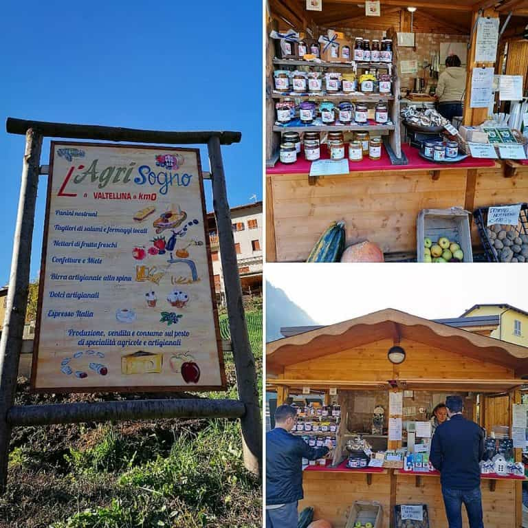 LAgrisogno1 Valtellina, turismo e gastronomia