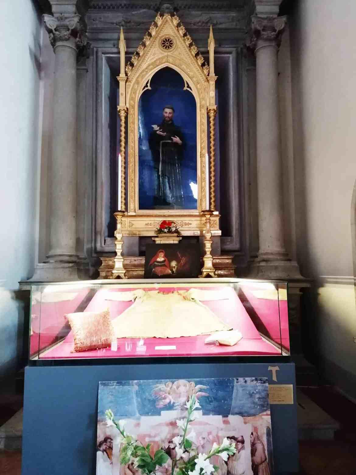 Oggetti di San Francesco