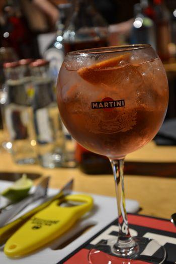 Martini Tonic