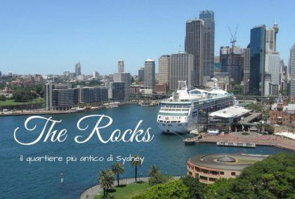 The Rocks: il quartiere più antico di Sydney