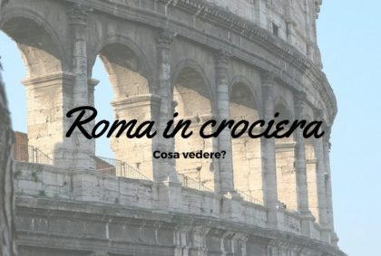 Roma in crociera