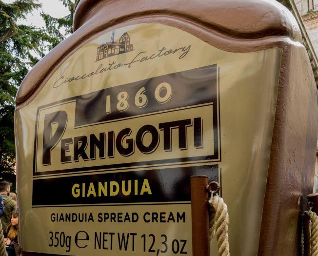 Pernigotti ad Eurochocolate
